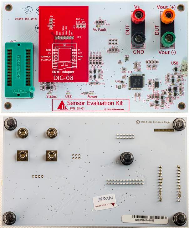 All Sensors | Making MEMS Pressure Sensors Easier to Use (Part 2) - Figure 1
