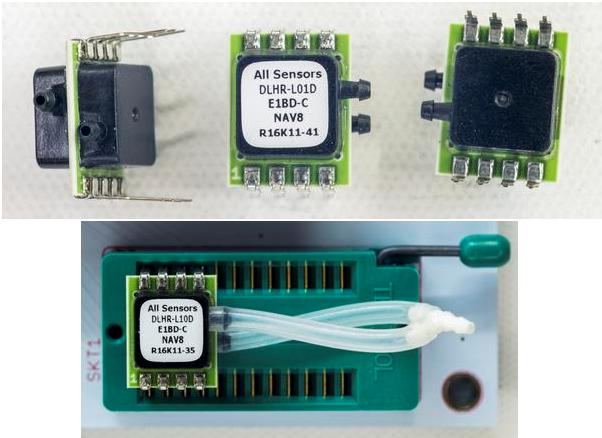 All Sensors | Making MEMS Pressure Sensors Easier to Use (Part 2) - Figure 2