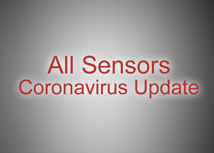 All Sensors Coronavirus Update