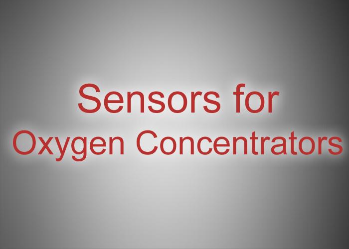 Pressure Sensors for Oxygen Concentrators