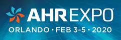 AHR Expo Orlando Feb 3-5, 2020
